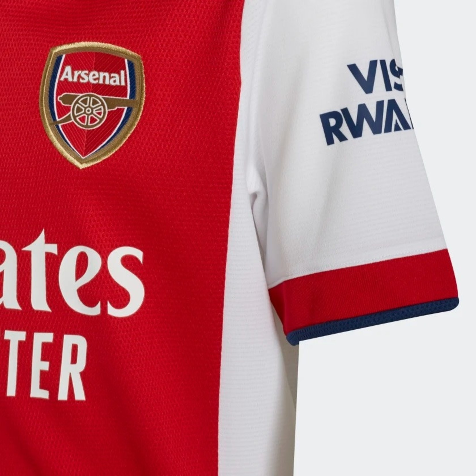 ADIDAS ARSENAL 21/22 HOME JERSEY YOUTH (RED/WHITE)