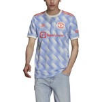 ADIDAS MANCHESTER UNITED 21/22 AWAY JERSEY (BLUE/WHITE)