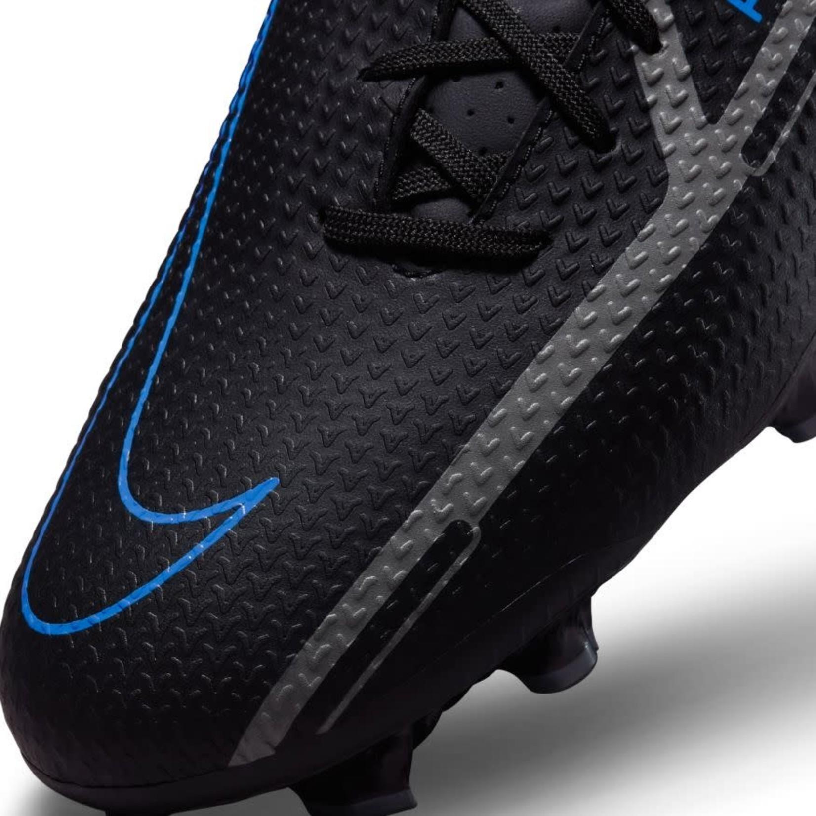 NIKE PHANTOM GT2 ACADEMY FG/MG (BLACK/BLUE)