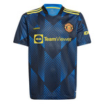 ADIDAS MANCHESTER UNITED 21/22 THIRD JERSEY YOUTH (NAVY)