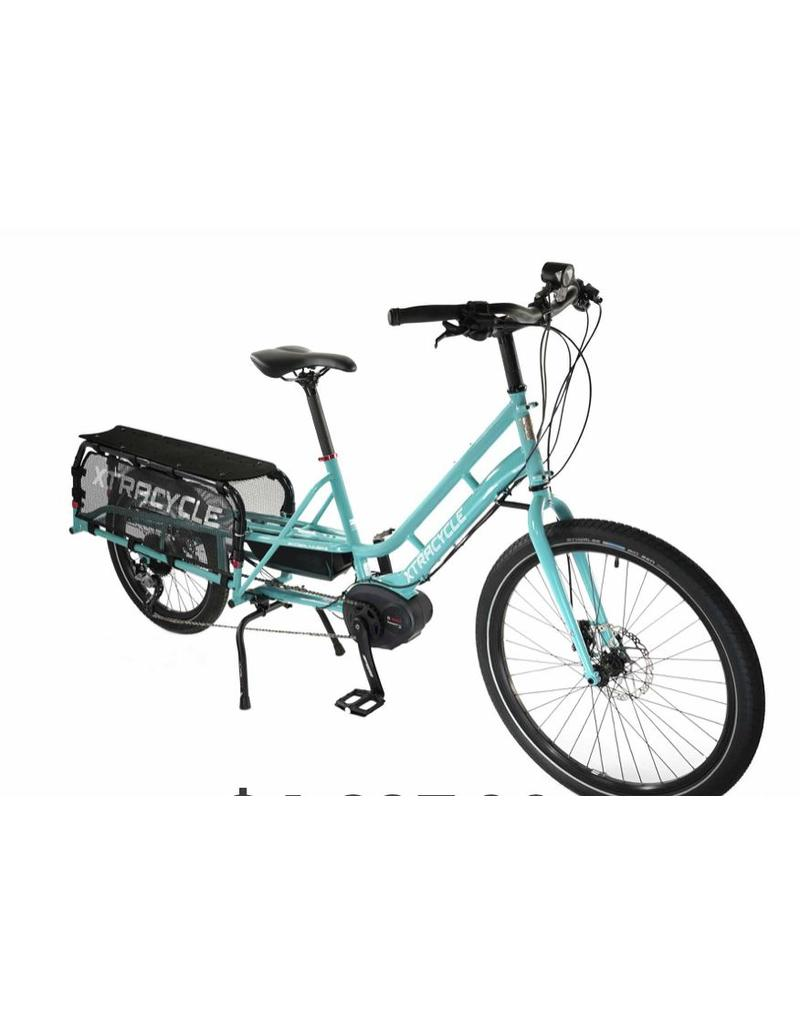 Xtracycle Xtracycle - Edgerunner Medium Swoop Zona Blue Bosch CX 400Wh w/Kickback Stand