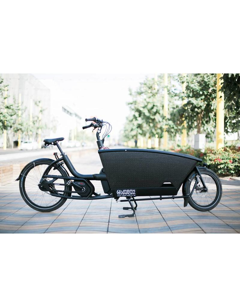 Urban Arrow Urban Arrow - Family Cargo Black or White