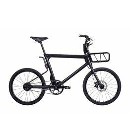Pure Cycles - Volta - Black/Single Speed Belt