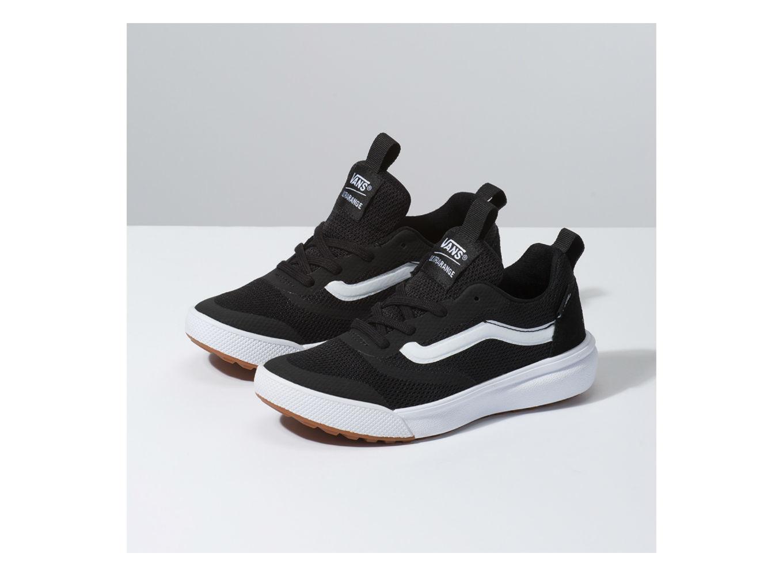 Vans UltraRange Rapidweld Shoes in BlackWhite