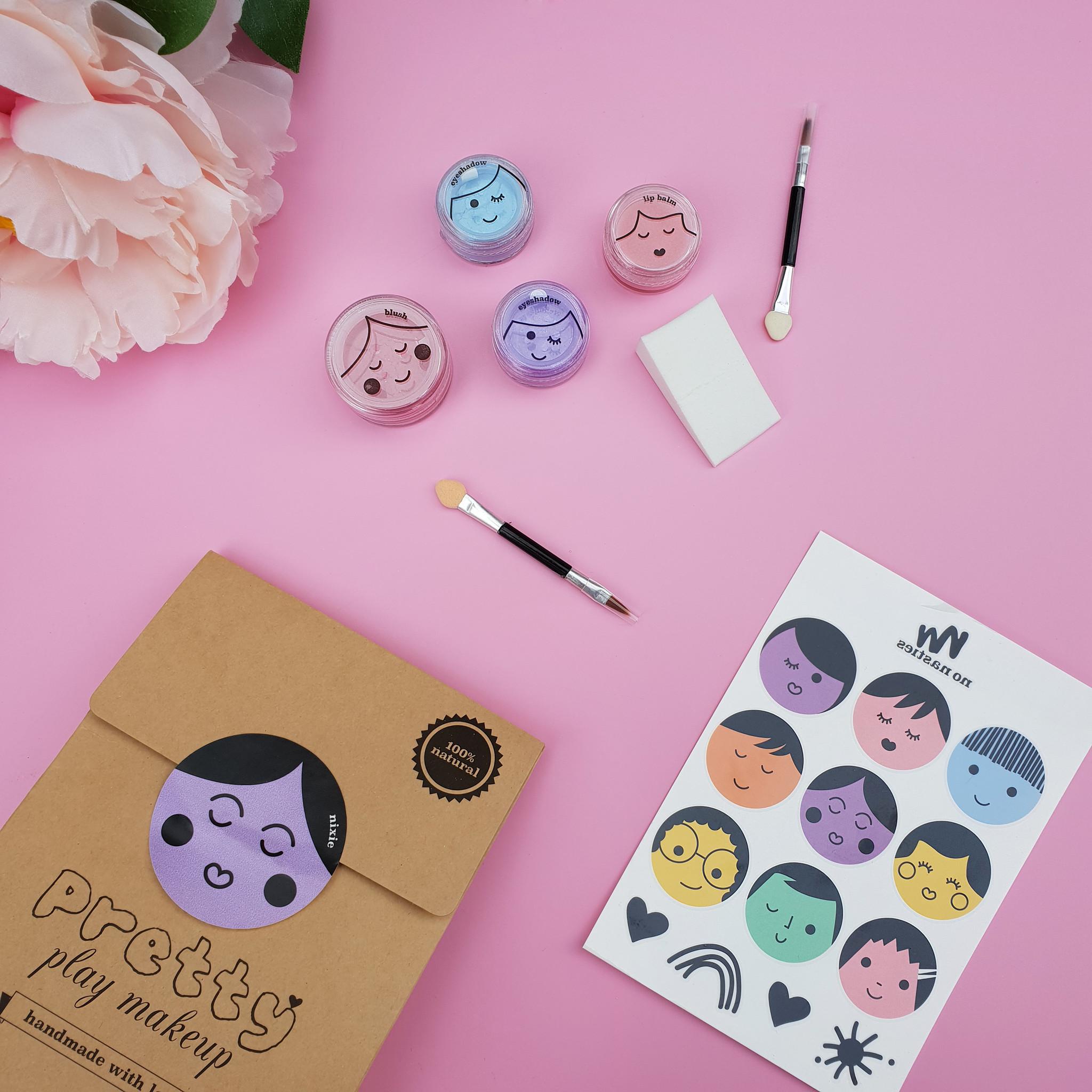 Nixie - Purple Make-Up Goody Pack