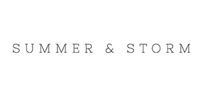 Summer & Storm