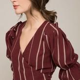 Stripe Woven Top