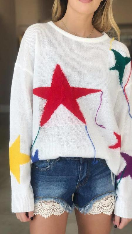 Lily Star Knit