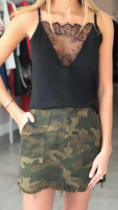 Chain of Command Skirt
