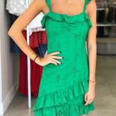 Freesia Ruffles Summer Dress