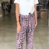 Jasmine Animal Print Pants