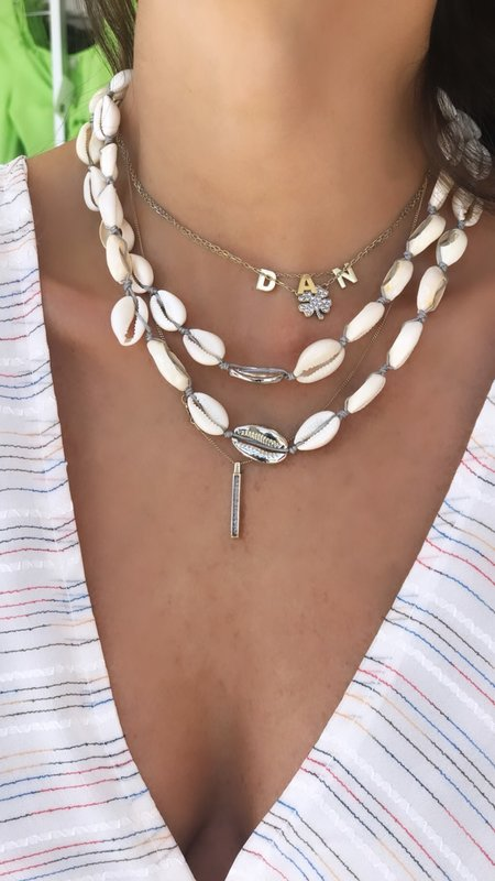 Under The Sea Seashell Necklace