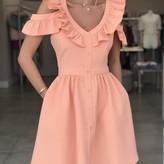 Julia Ruffle Detaill Dress
