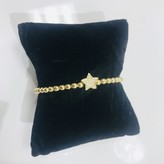 Shooting Star Gold Bracelet