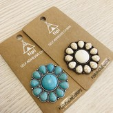Vintage Self Adhesive Charm For Pop Sockets