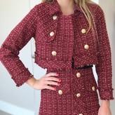 Taylor Tweed Jacket & Skirt Set
