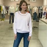 Fabiana Chain Neck Detail Sweater