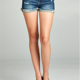 Mya High Waist jean Shorts