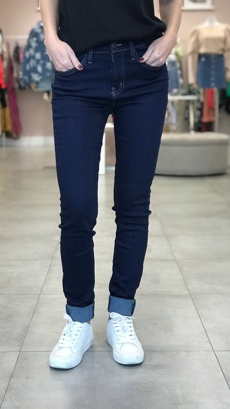 Mile High Rise Xtra Lycra Skinny Jean