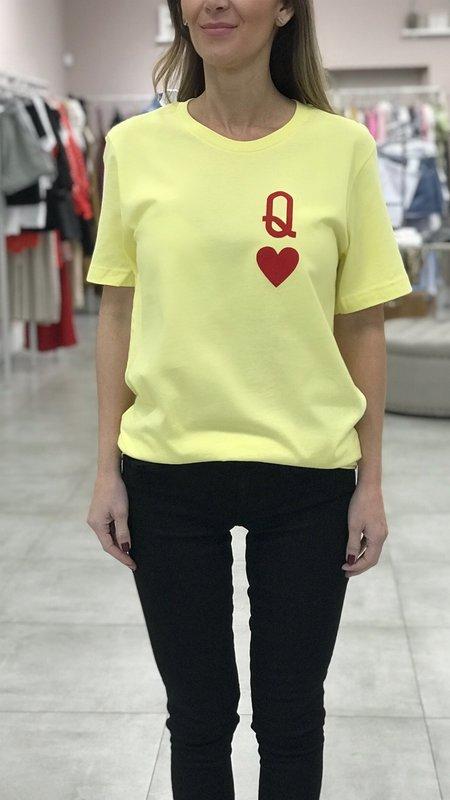 Queen of Hearts Graphic Tee