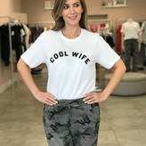 """""""Cool Wife"""" Graphic Tee"""