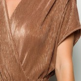 Karel Metallic Jumpsuit
