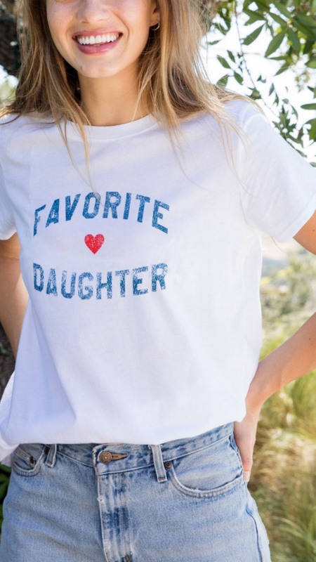 Favorite Daughter Graphic Tee