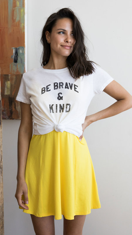 Be Brave And Kind Graphic Tee