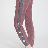 Lorelei Side Stripe With Stars Joggers