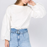Paloma Billow Sleeve Knit Blouse