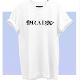 Prada-Rad Graphic Tee