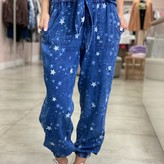 Stella Star Pants with Tie