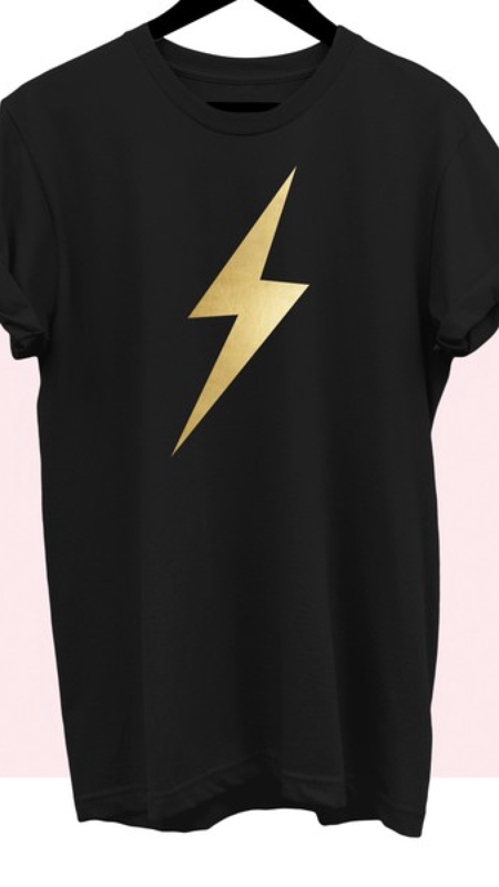 Bolt Graphic tee