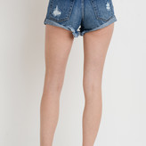 Petra High Rise Shorts With Side Seam Tape