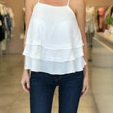 Adriana Layer Cross Back Top