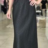 Louise Animal Print Midi Skirt