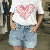 Ava Colorful Heart T-Shirt