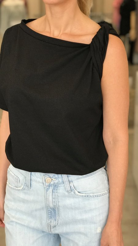 Brandy Ruched Sleeve Top