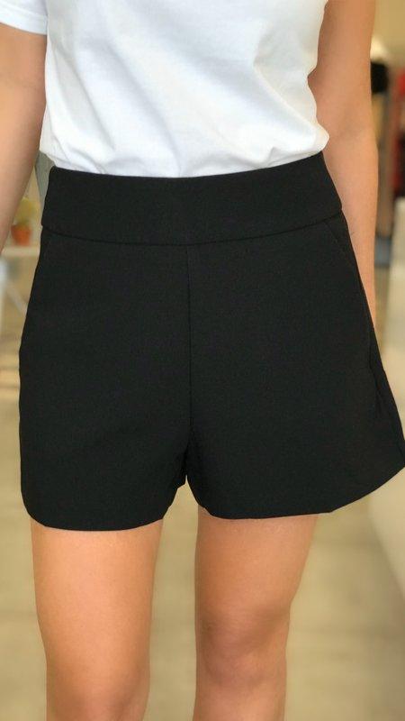 Morgan Basic Dressy  Shorts