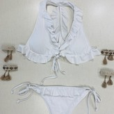 Ella Ruffle Detaill Bikini