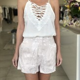 Ana Criss Cross Lace Cami