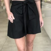 Milly High Wiasted Woven Shorts