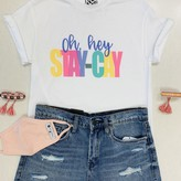 Stay-Cay Graphic Tee