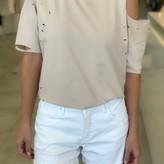 Ashley Mid Rise Boyfriend Shorts