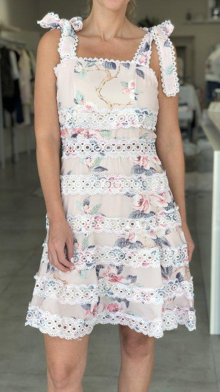 Grace Eyelet Dress