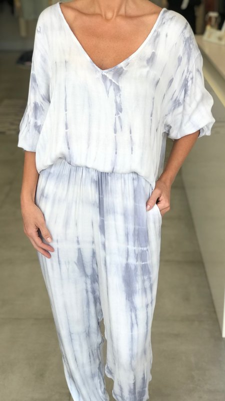 Wendy Tie-Dye Slouch Pants