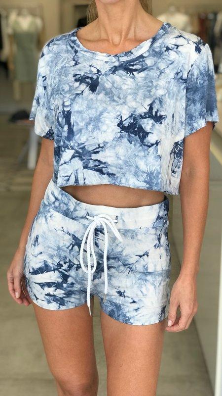 Maya Tie-Dye Set with Shorts