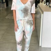 Gianna Tie-Dye Jogger