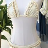 Pom Pom Detail Bikini