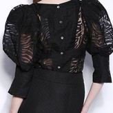 Gemma Puff Sleeve Blouse